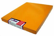"""Kodak TMAX 100 Professional 10""""x 8"""" Film - fine grain 100 Negative film"""