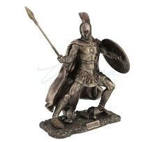 Hector Trojan Prince In The Trojan War Statue Sculpture Figurine - Gift Boxed