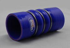 Samco Xtreme Silikon-Aramid Ladeluftkühler Schlauch 80mm blau X-treme Extreme