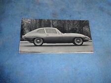 1968 Jaguar XK-E booklet brochure original  in excellent condition
