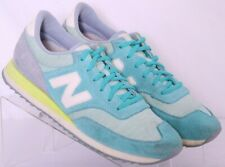 New Balance CW620BWK Teal Lace-Up Retro Lifestyle Sneaker Shoes Women's US 8B
