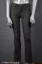 Joe's Jeans NWT woman's jeans size 14 black shimmery The Jegging ultra slim fit
