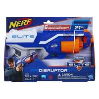 Brand New NERF N-Strike Elite DISRUPTOR Dart BLASTER ~ Aust Version