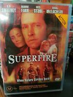 Superfire (DVD, 2003)*R4*D.B.Sweeney*R4*Terrific Condition