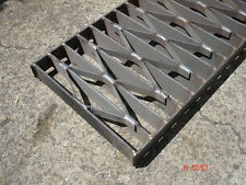 Trench Stormwater Drain Grate Black -HD  305x32 New -per lineal meter