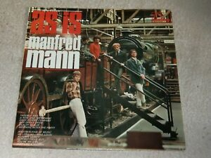 MANFRED MANN. AS IS. FONTANA TL.5377 (SUPER ORIGINAL LP WITH THE RARE COVER).