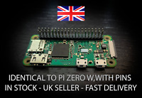 Raspberry Pi Zero WH (WLAN and Bluetooth) - Brand New - Same as Pi Zero W w/pins