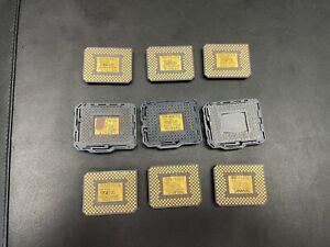 lot of 9 Genuine DMD DLP Chip 1280-6028 for Acer Optoma Benq Dell N23