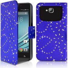 Etui Diamant Universel XL bleu pour Panasonic Eluga I3
