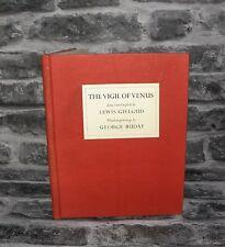 """** The Vigil Of Venus - Lewis Gielgud- Wood Engravings- C1950- """"Signed"""" HB"""