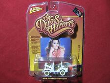 WHITE LIGHTNING Dukes of Hazzard Daisy's Jeep CJ-5 Dixie 1:64 Rare Hazard Dirty