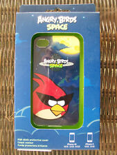 NIP ANGRY BIRDS SPACE RED BIRD iPHONE 4 , 4S COVER  -   FREE SHIPPING