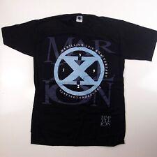 MARILLION XTH ANNIVERSARY TOUR 1992 T-SHIRT Vintage Original Large