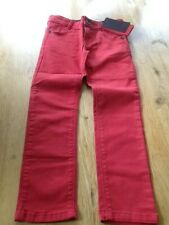 Catimini Jeans Red Size 4 Years