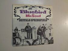 "BUFFALO SPRINGFIELD: Bluebird- Mr. Soul-Germany 7"" 1967 Atlantic Atl. 70.225 PSL"