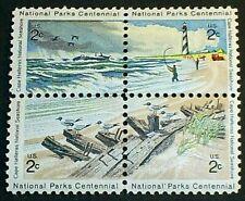 U.S. Scott  1451a National Parks Centennial MNH OG F-VF