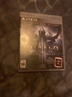 Diablo III: Reaper of Souls - Ultimate Evil Edition (Sony PlayStation 3 PS3) 💫