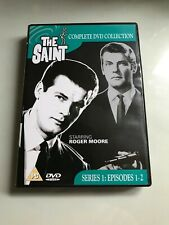 The Saint - Series 1: Episodes 1 & 2  DVD
