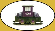 Hartland Locomotive Works Purple Mighty Mack Engine 09706 G Scale Trains