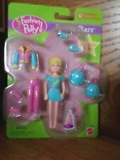 2002 Fashion Polly pocket SPORTS STAR Polly  Cheerleader Target Exclusive