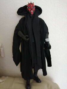 "DARTH MAUL 2008 19"" COLLECTORS Talking Star Wars Figure Good Condition"