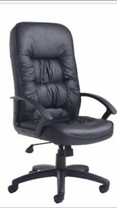 Brand New High Back Leather Executive Office Chair