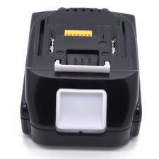 Dvisi 2PCS 18V 1.5Ah Battery For Makita BL1830 BL1815 LXT400 BHP451 194205-3