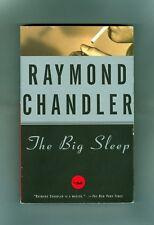 Raymond Chandler THE BIG SLEEP Philip Marlowe Crime PULP NOIR Sex Murder Pornos