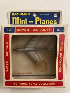 Bachmann Mini Planes MIG-21C No. 03 Vintage Toy