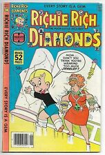 Richie Rich Diamonds #38 (Harvey, 1978) – Little Dot – 52 Pages – VG/FN