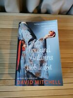 The Thousand Autumns of Jacob de Zoet by David Mitchell SIGNED UK Pb 1st