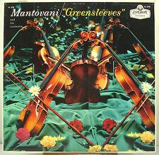 "12"" 33 RPM MONO LP - LONDON LL-570 - MANTOVANI - GREENSLEEVES - WALTZES (1952)"