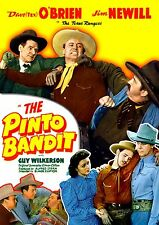 The Pinto Bandit (1944) (DVD) Dave O'Brien, James Newill, Guy Wilkerson Western