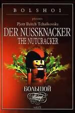 DVD Der Nussknacker Bolshoi Theatre von Tschaikowsky