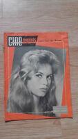 Ciné Osito - N º 4 - 1957 - El Carpeta Negro Y Rosa - Brigitte Bardot
