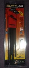 Bondhus Stubby Extra Long Double Ball End Hex Key Set SDBLX9MXL XL Allen 67099