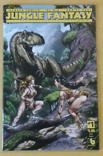 Jungle Fantasy: Vixens #1 Sultry Sisters Cover (G. Andrade) 2016 Boundless Comic