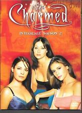 COFFRET 6 DVD ZONE 2--SERIE TV--CHARMED--INTEGRALE SAISON 2