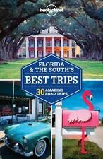 Lonely Planet Florida & the South's Best Trips (Travel Guide)-ExLibrary