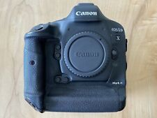 Canon EOS 1D X Mark II 20.2MP Digital SLR Camera (Body) + Battery, Charger, 2 CF