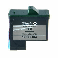 LM-16 LM16 Black Ink Cartridge 10N0016 For Lexmark X1150 X1270 X1130 Z615 Z23