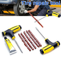 8 Pcs Car Flat Tire Repair Plug Kit for Car Truck Motorcycle DIY Patch Tubeless
