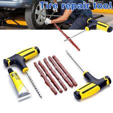 8 Pcs Car Flat Tire Repair Plug Kit for Car Truck Motorcycle DIY Patch Tubeless