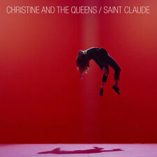 CHRISTINE AND THE QUEENS, SAINT CLAUDE, Edition Limitée Version US Rouge - NEUF
