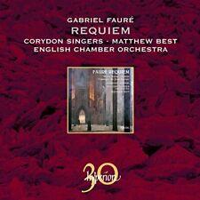 Corydon Singers - Faure: Requiem (Requiem/ Cantique De Jean Racine/ [CD]
