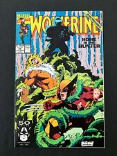 WOLVERINE #46 MARVEL COMICS 1991 NM+