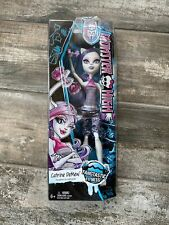 "2014 Monster High ""Catrine DeMew""  Fangtastic Fitness Fashion Doll NIB NEW"