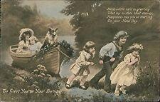 Miss Dykes, 16 Chryssell Road, Brixton, London 1918 - Margaret  (JC.308)