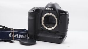 <NEAR MINT+++> Canon EOS-1N HS 35mm Used SLR AF Film Camera Body Only Japan 2964