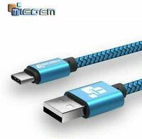 Original Tiegem Type USB C Cable Fast Charging Samsung Google Huawei Xiaomi LG